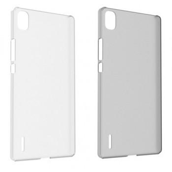 Оригинальный ультратонкий пластиковый чехол для Huawei Ascend P7