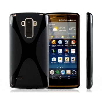 Силиконовый X чехол для LG G4