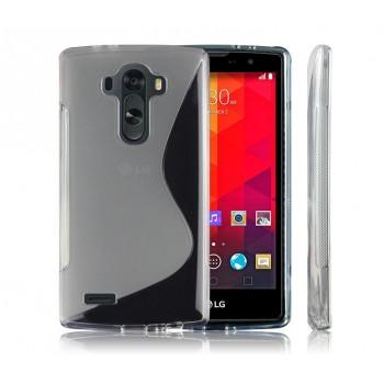 Силиконовый S чехол для LG G4