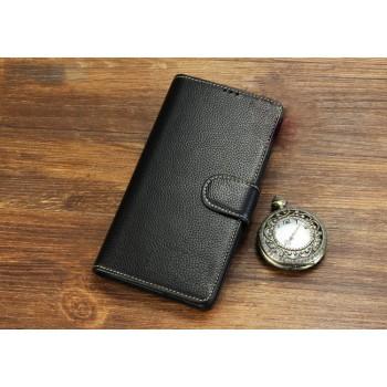 Кожаный чехол портмоне для HTC Desire 516