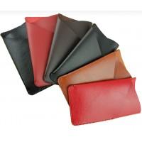 Кожаный Z-образный мешок с глянцевой поверхностью для Asus Zenfone 2