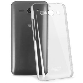 Пластиковый транспарентный чехол для ZTE Grand S 2
