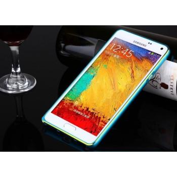 Металлический двухцветный бампер с золотой окантовкой для Samsung J1