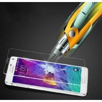Ультратонкое износоустойчивое сколостойкое олеофобное защитное стекло-пленка для Samsung J1