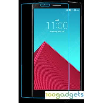 Ультратонкое износоустойчивое сколостойкое олеофобное защитное стекло-пленка для LG G4