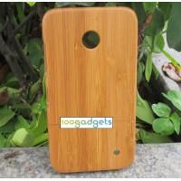 Эксклюзивный деревянный чехол сборного типа для Nokia Lumia 630/635