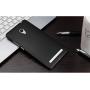 Пластиковый матовый непрозрачный чехол для ASUS Zenfone 5