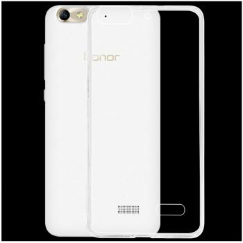 Силиконовый транспарентный чехол для Huawei Honor 4C