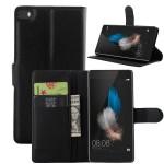 Чехол портмоне подставка с защелкой для Huawei P8 Lite