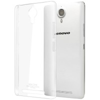 Пластиковый транспарентный чехол для Lenovo P90