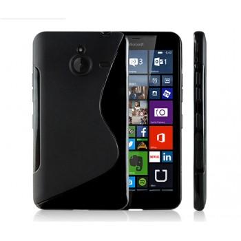 Силиконовый S чехол для Microsoft Lumia 640 XL