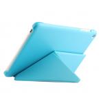Полиуретановый чехол подставка оригами на поликарбонатной основе для Huawei MediaPad T1 8.0