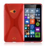 Силиконовый X чехол для Microsoft Lumia 540