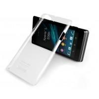 Транспарентный пластиковый чехол для Sony Xperia L