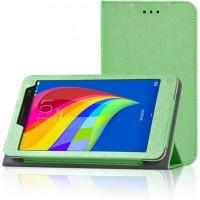 Чехол подставка с рамочной защитой для Huawei MediaPad T1 7.0/T2 7.0 Зеленый