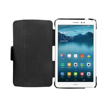Кожаный чехол подставка сегментарный для Huawei MediaPad T1 8.0