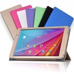 Текстурный чехол подставка с рамочной защитой для Huawei MediaPad T1 10.0