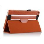 Чехол подставка с рамочной защитой и держателем для кисти для Huawei MediaPad T1 10.0