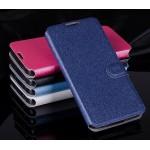 Текстурный чехол портмоне подставка с защелкой для Alcatel One Touch Idol 3 (5.5)