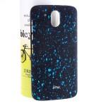 Пластиковый матовый дизайнерский чехол с с голографическим принтом Звезды для HTC Desire 526
