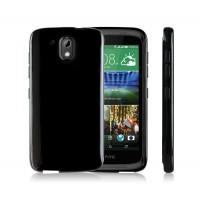 Силиконовый матовый чехол для HTC Desire 526