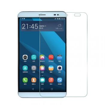 Ультратонкое износоустойчивое сколостойкое олеофобное защитное стекло-пленка Huawei MediaPad X2