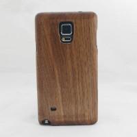 Эксклюзивный натуральный деревянный чехол сборного типа для Samsung Galaxy Note 4
