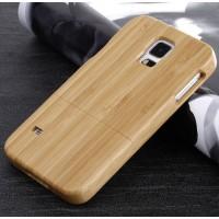 Эксклюзивный натуральный деревянный чехол сборного типа для Samsung Galaxy S5 Mini