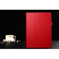 Чехол подставка с рамочной защитой для Sony Xperia Z4 Tablet Красный