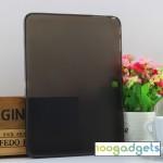 Силиконовый матовый полупрозрачный чехол для Samsung Galaxy Tab 4 10.1