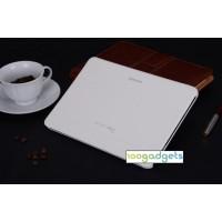 Чехол флип подставка сегментарный для Samsung Galaxy Tab 4 10.1 Белый