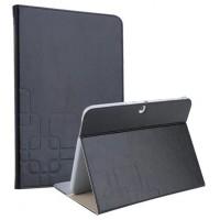 Чехол подставка текстурный для Samsung Galaxy Tab 4 10.1