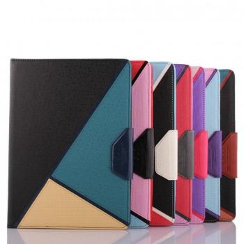 Дизайнерский чехол подставка с внутренними отсеками для Samsung Galaxy Tab S 10.5
