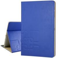 Чехол подставка текстурный для Samsung Galaxy Tab S 10.5 Синий