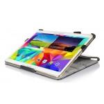 Кожаный чехол подставка с внутренними отсеками для Samsung Galaxy Tab S 10.5