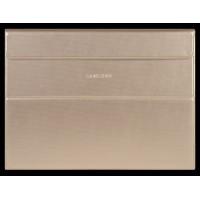Чехол папка подставка текстурный для Samsung Galaxy Tab S 10.5 Бежевый