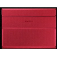 Чехол папка подставка текстурный для Samsung Galaxy Tab S 10.5 Красный