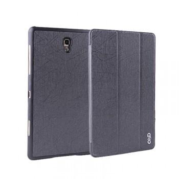 Текстурный чехол флип подставка сегментарный для Samsung Galaxy Tab S 8.4