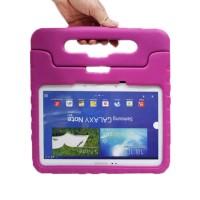 Антиударный силиконовый детский чехол с ручкой-подставкой для Samsung Galaxy Tab S 10.5