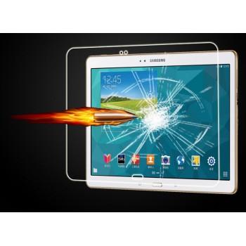 Ультратонкое износоустойчивое сколостойкое олеофобное защитное стекло-пленка для Samsung GALAXY Tab 4 7.0