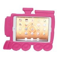 Антиударный силиконовый детский чехол с ножкой-подставкой для Ipad Mini 1/2/3