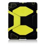 Гибридный антиударный чехол подставка силикон/поликарбонат для Ipad Mini