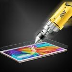Ультратонкое износоустойчивое сколостойкое олеофобное защитное стекло-пленка для Samsung Galaxy Note 10.1 2014 edition