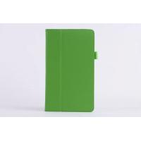 Чехол подставка с рамочной защитой для Sony Xperia Z3 Tablet Compact Зеленый