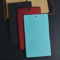 Пластиковый матовый чехол для Sony Xperia Z3 Tablet Compact