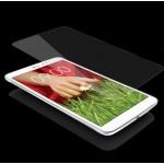 Ультратонкое износоустойчивое сколостойкое олеофобное защитное стекло-пленка для LG G Pad 8.3