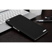 Пластиковый матовый чехол для MediaPad X1 7.0 Черный