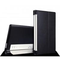 Кожаный чехол подставка для Lenovo Yoga Tablet 2 10 Черный