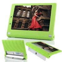 Силиконовый матовый текстурный чехол для Lenovo Yoga Tablet 2 10