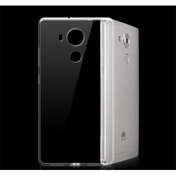 Силиконовый транспарентный чехол для Huawei Mate 8